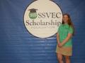 SSVEC Scholarship Benson High School Julia Little (3)